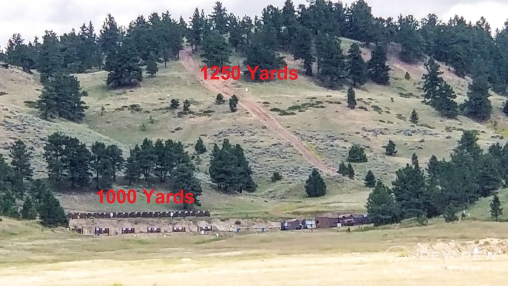 HBH 1000 and 1250 Yards