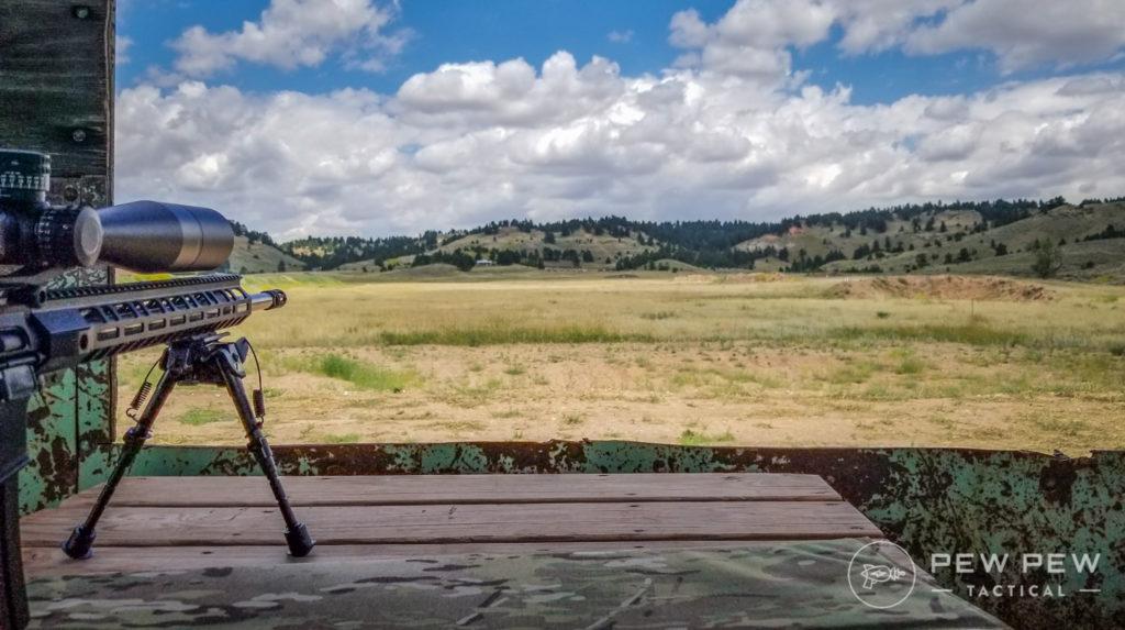 PSA .224 Valkyrie Shooting