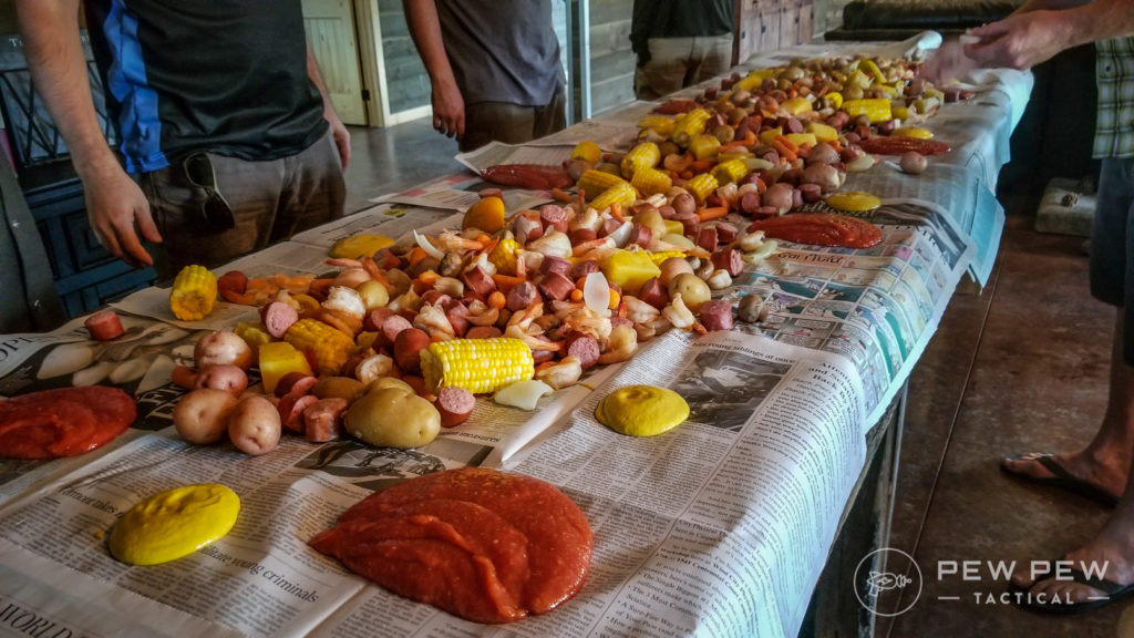 HBH Low Country Boil