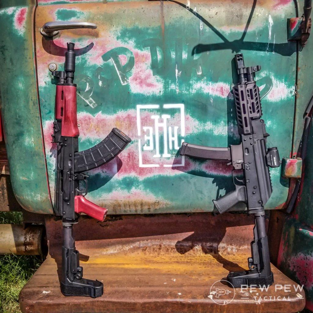 PSA AKV 9mm & AKP 5.56