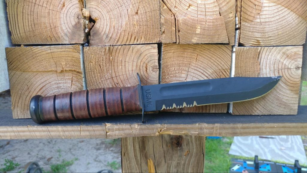 7-inch blade KA-BAR