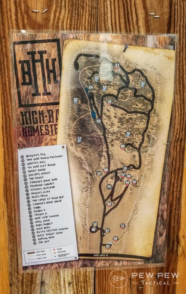 HBH Map