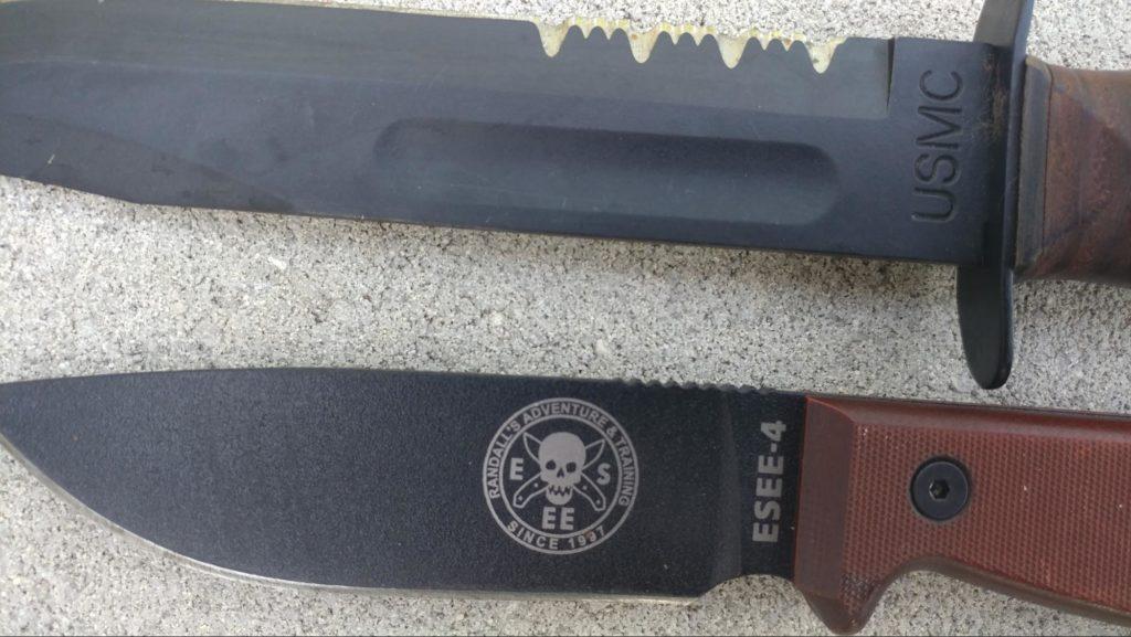 Blade style