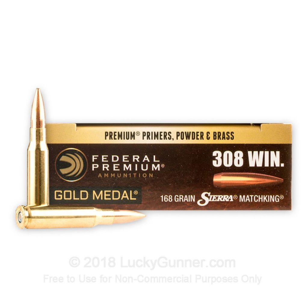 Best  308 Ammo [Target Shooting, Plinking, & Hunting] - Pew Pew Tactical