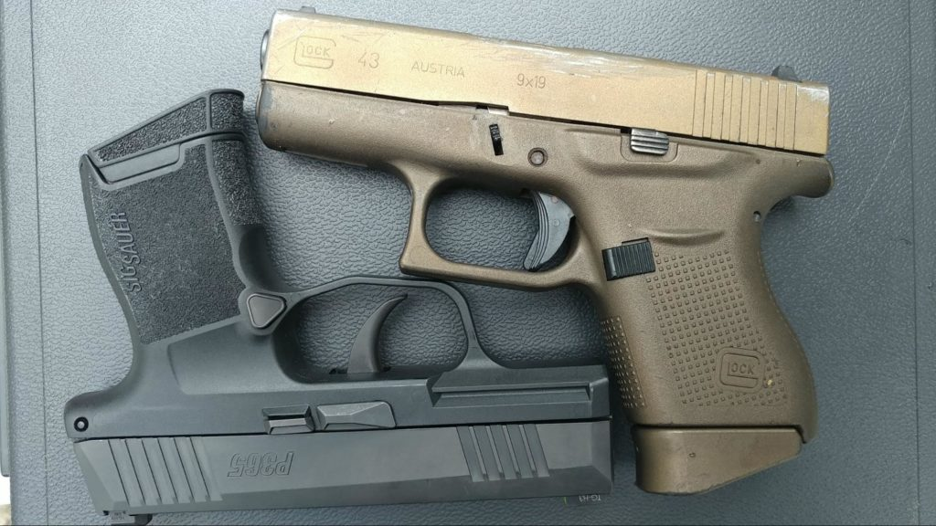 Sig Sauer P365 [Review+Video]: The Complete Carry Gun? - Pew Pew
