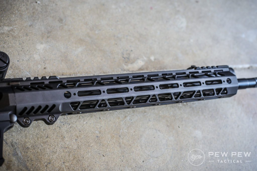 PSA 9mm Lightweight Handguard