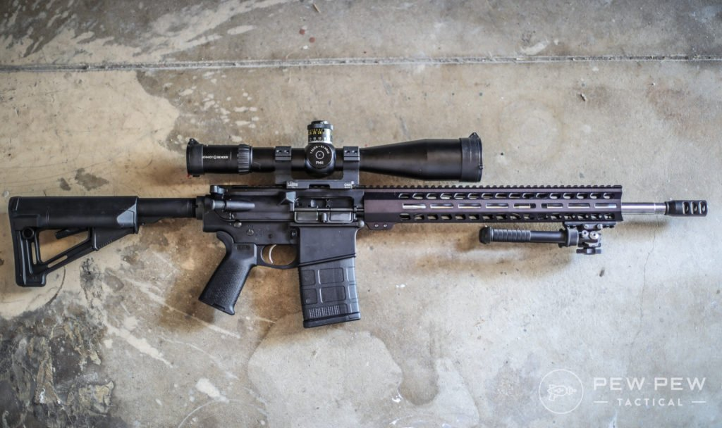 Review] Palmetto State Armory (PSA) AR-10 in  308 - Pew Pew