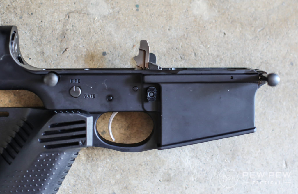 PSA AR-10 Lower