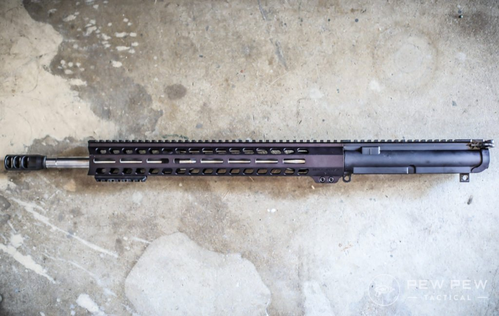 PSA AR-10 Upper, 18 Inch