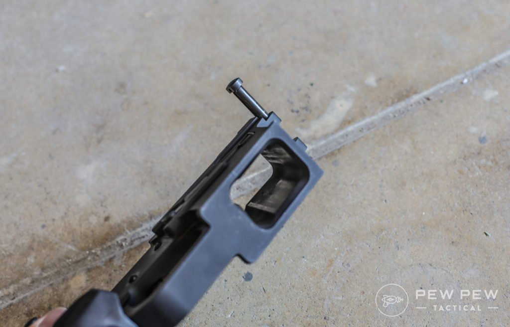 PSA PX-9 Glock Magazine Magwell