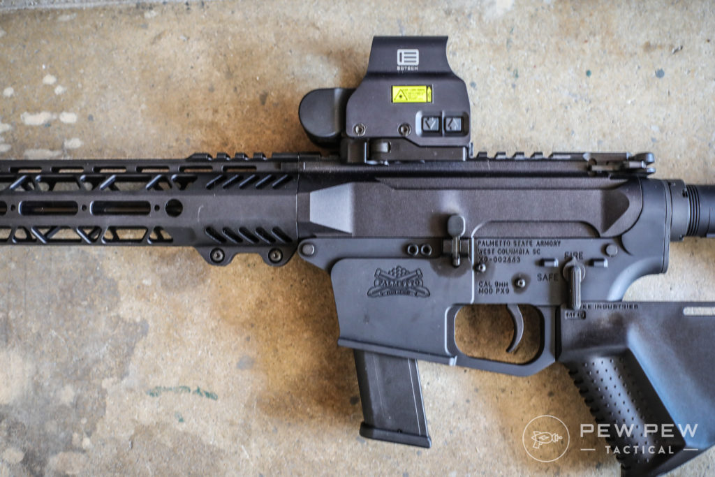 Review] Palmetto State Armory (PSA) 9mm PX-9 - Pew Pew Tactical