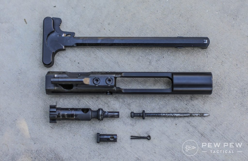 PSA Valkyrie Disassembled BCG