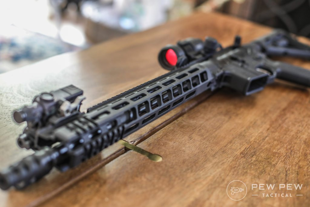 PWS MK116 Mod 2-M with Goodies