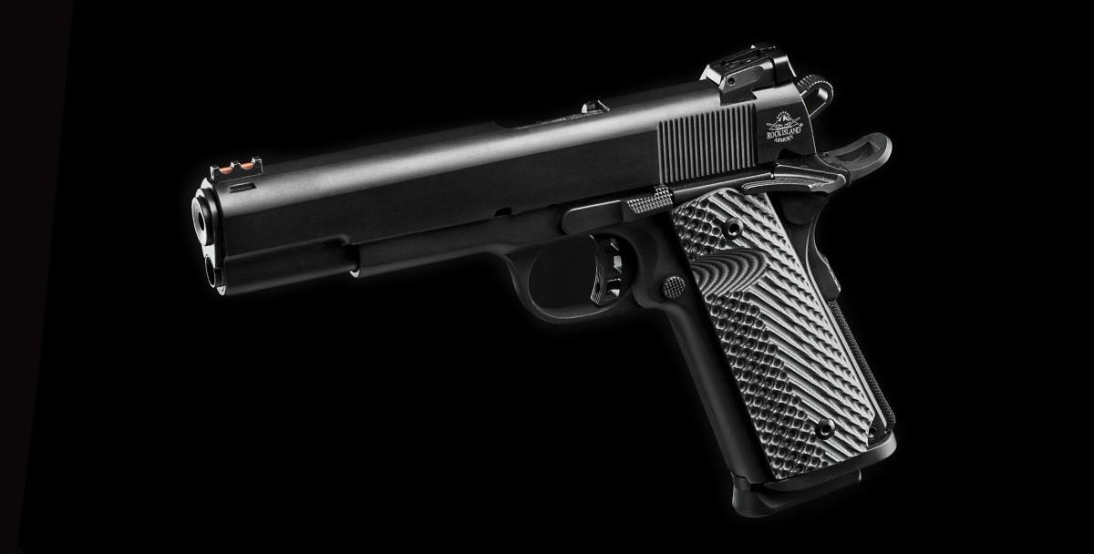 Rock Island Armory 1911 9mm/.22 TCM