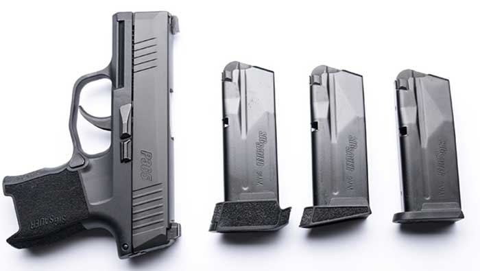 Sig Sauer P365 [Review+Video]: The Complete Carry Gun? - Pew