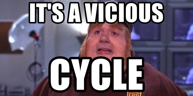 vicious cycle fat bastard