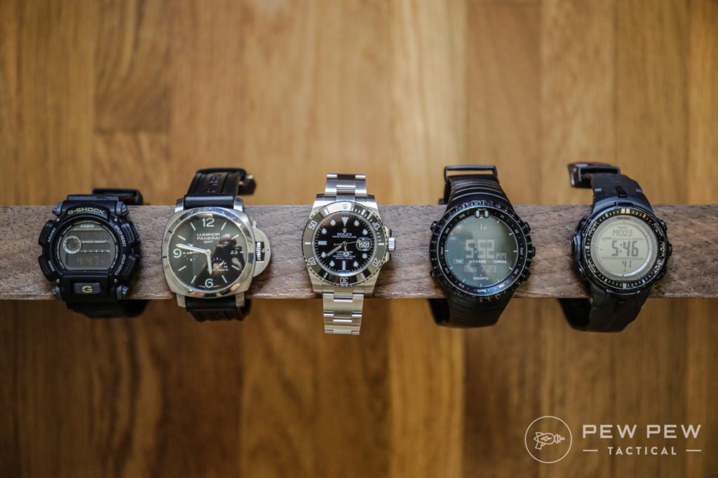 fdaeccbcdbd Best Tactical Watches  Hands-On 2019   All Budgets - Pew Pew Tactical
