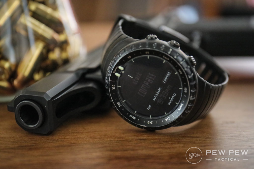 Suunto Core with HK Elite