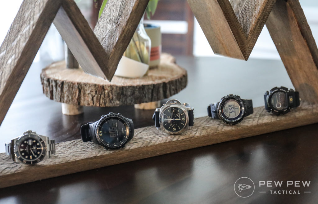 More Best Tactical Watches