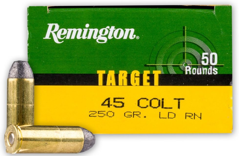 Remington .45 Long Colt, 250gr - 500 rounds