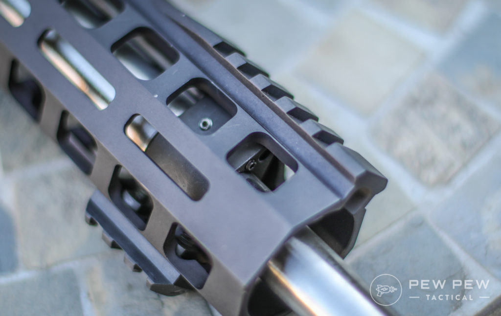 PSA 6.5 Creedmoor Adjustable Gas Block