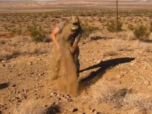 Buried AK