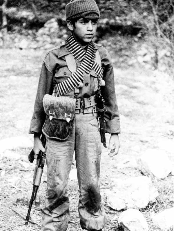 Iranian Child Soldier, Wikipedia