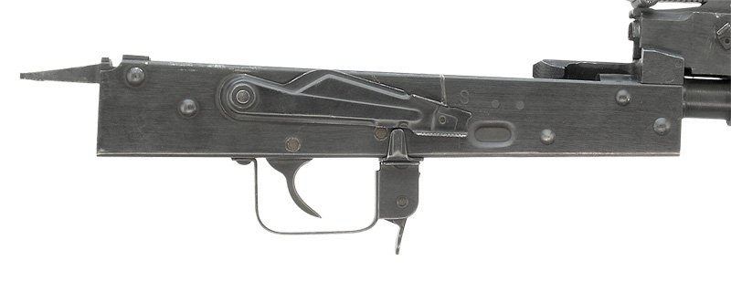Stamped AK Receiver, Ultimak