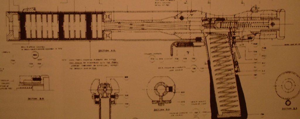 Welrod MKII Blueprints