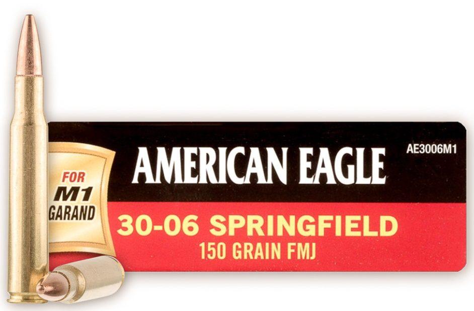 Federal American Eagle M1 Garand .30-06 Ammo