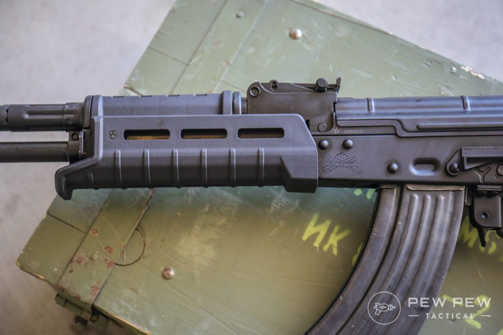 Review] Palmetto State Armory AK-47 (PSAK-47 GF3) with Video