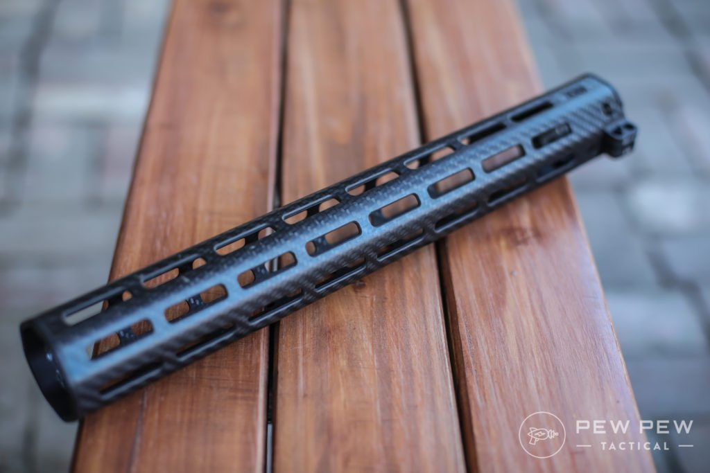 Lightest AR-15 Handguards: Ultimate Roundup [2019] - Pew Pew