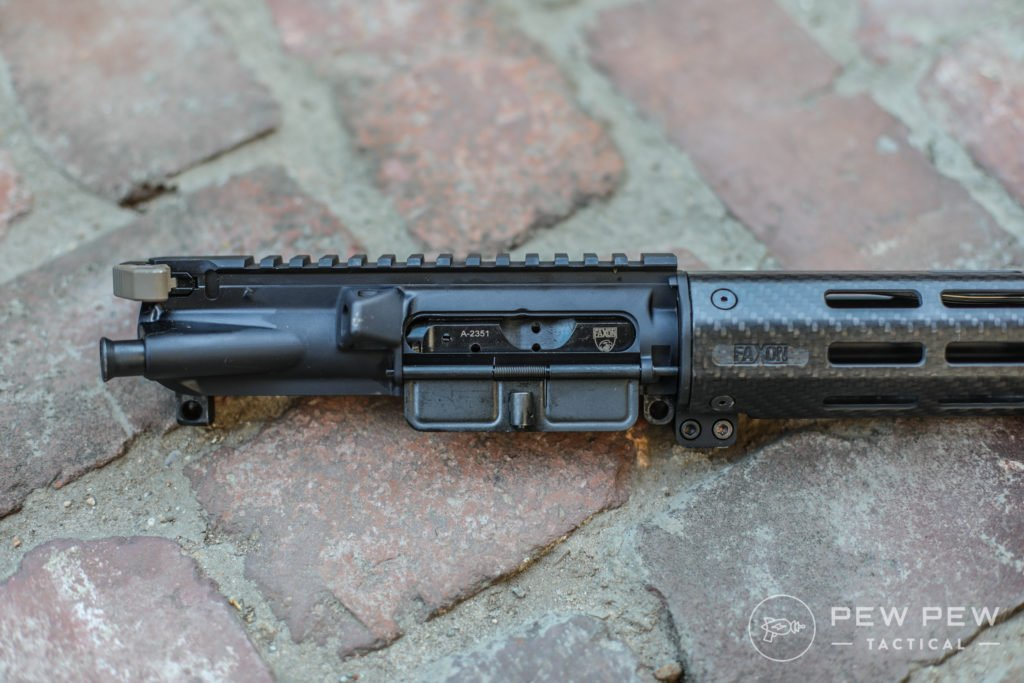 Faxon Upper Receiver and BCG