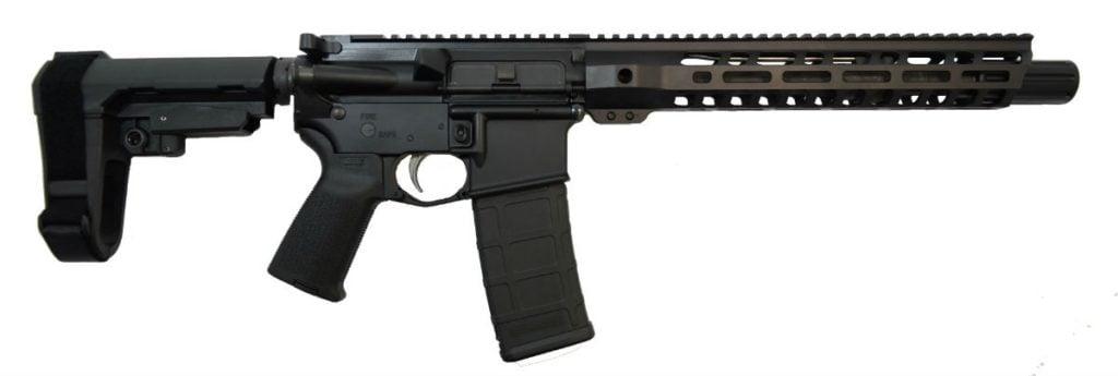 6 Best AR-15 Pistols [2019 Complete & Build List] - Pew Pew