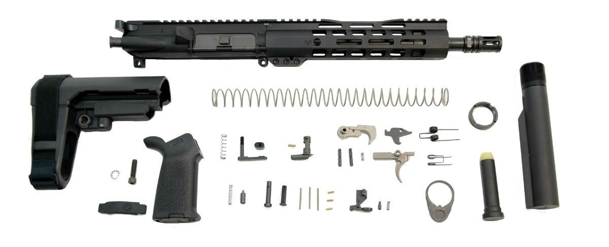 PSA AR-15 Pistol Build Kits