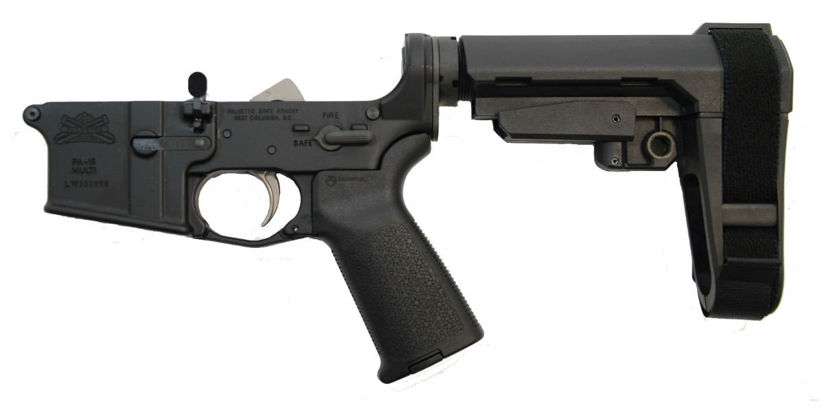 PSA AR-15 Pistol Lowers