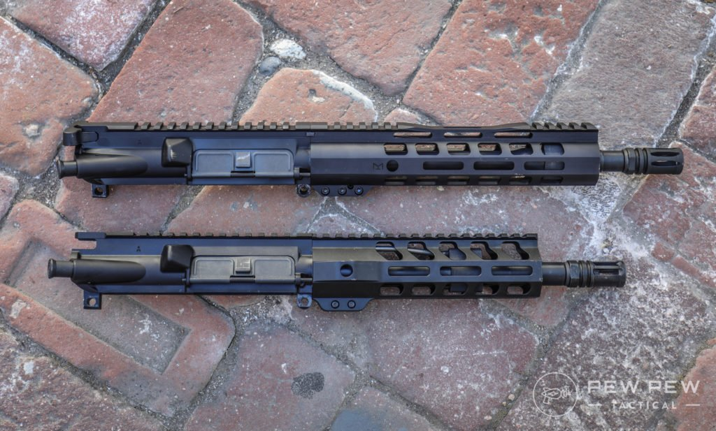 Best AR-15 Complete Upper Receivers [2019] - Pew Pew Tactical