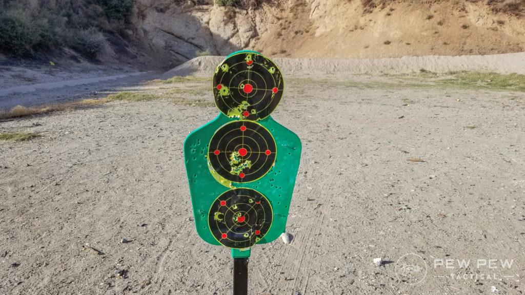 PSAK 75 Yard Target