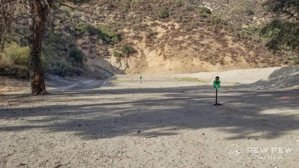 PSAK 75 Yard Target Range