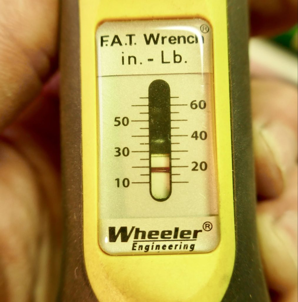 Wheeler FAT Wrench