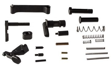 Geissele AR-15 Lower Parts Kit