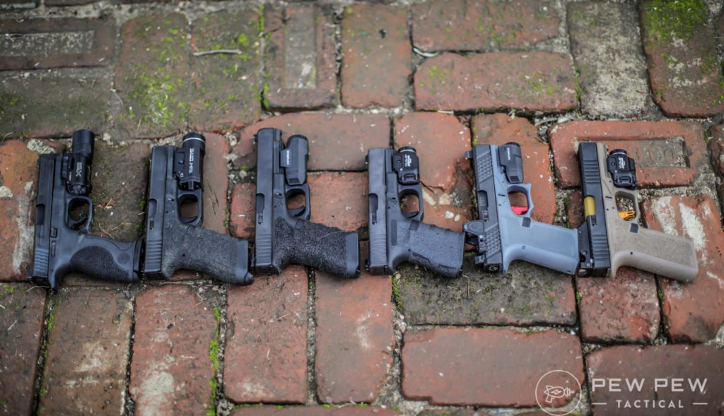 7 Best Handguns for Women [2019 Ultimate Guide] - Pew Pew