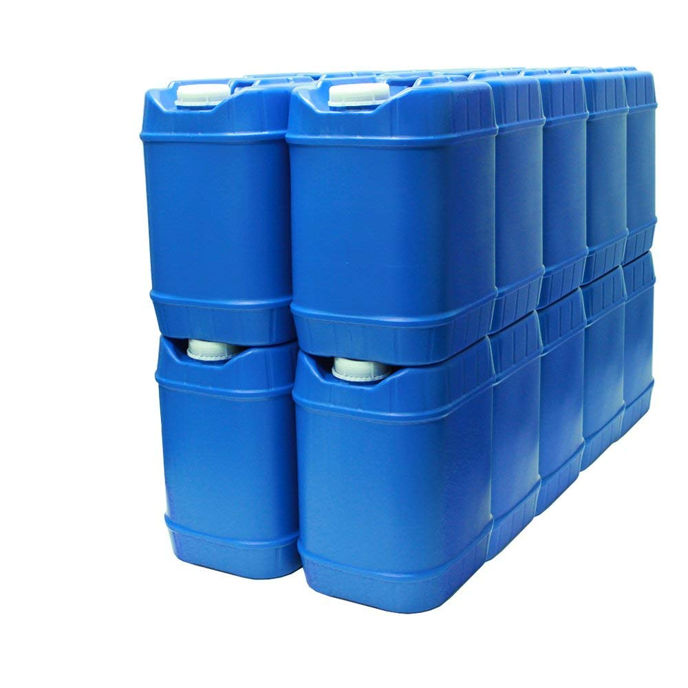 5 Gallon Stackable Containers (4-Pack)