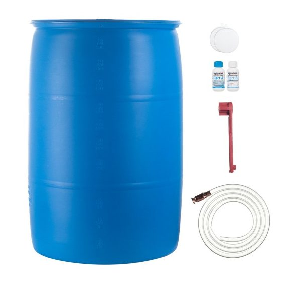 Large Water Barrels (55 Gallon+)
