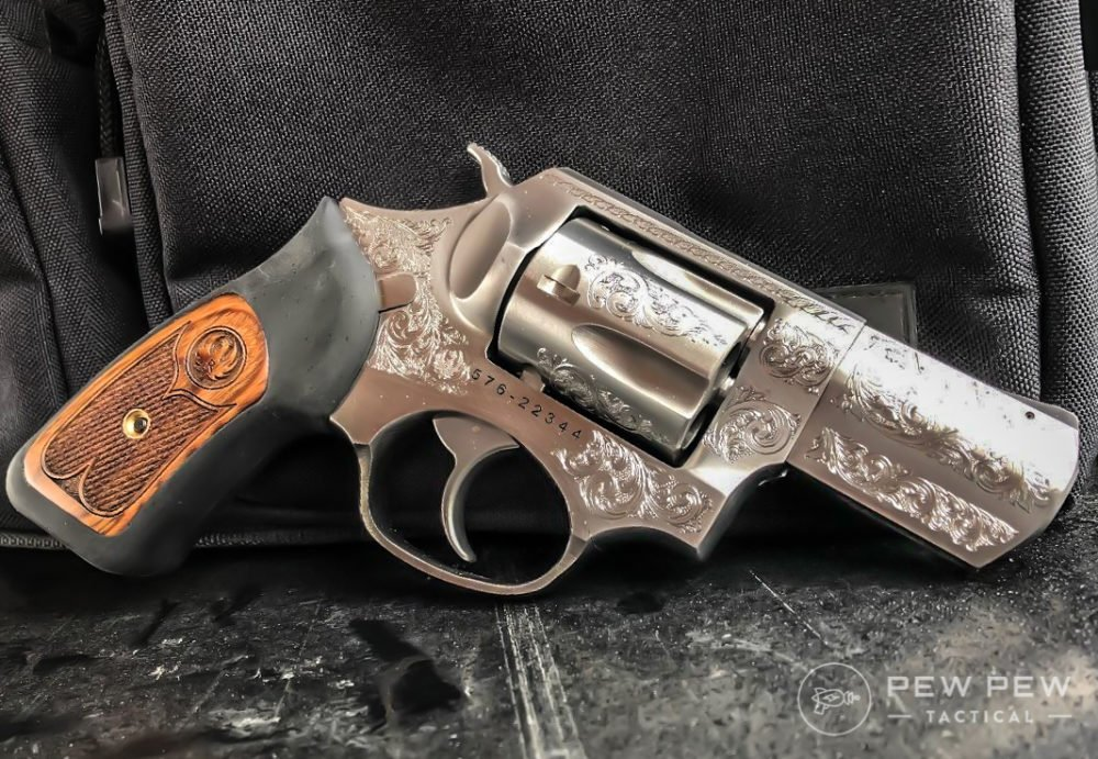 Review] Ruger SP101: The Tank-Like Snubby - Pew Pew Tactical