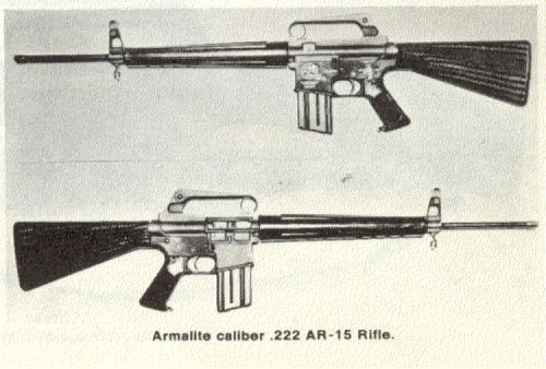 Early AR-15s