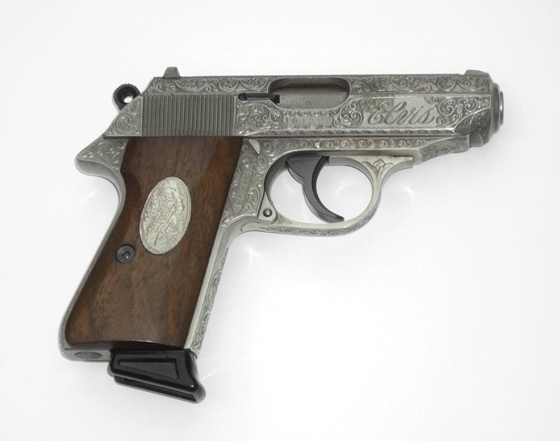 Elvis Presley's Walther PPK