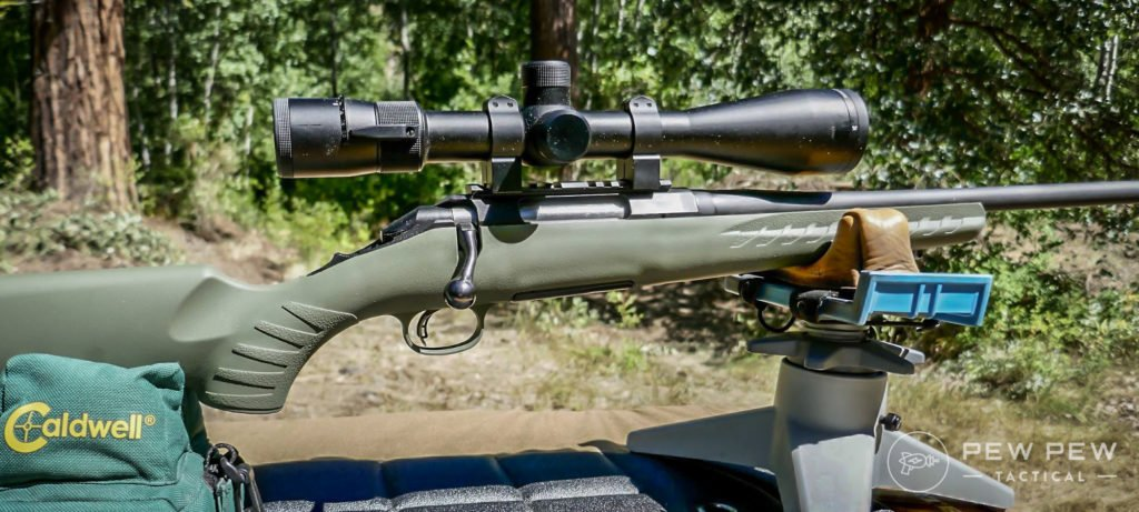 Enter the Ruger American Predator Rifle