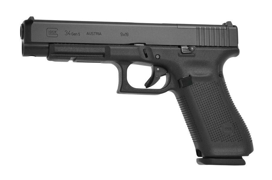 Glock 34 MOS Gen 5