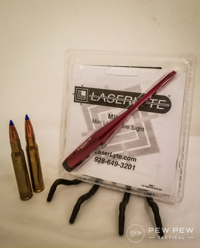 LaserLyte Boresight